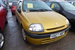 Lot 1505 - 1999 Renault Clio