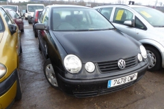 Lot 1506 - VW Polo