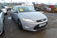 Lot 1508 - 2012 Ford Mondeo