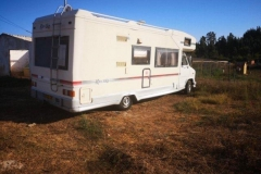 Lot 1502 - To be sold By Order of The Official Receiver - 1988 Talbot Express Motor Caravan, 2500cc, diesel, automatic