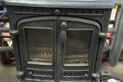 Lot 830 - Log Burner