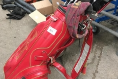 Lot 925 - Golf Clubs
