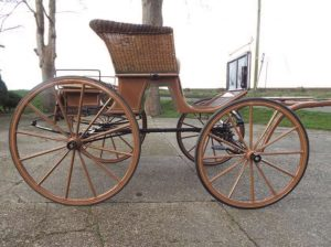 Basket Phaeton by Mills of Paddington