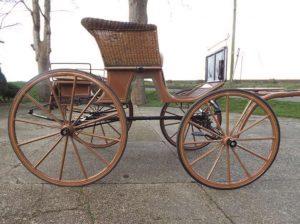 Basket Phaeton by Mills of Paddington