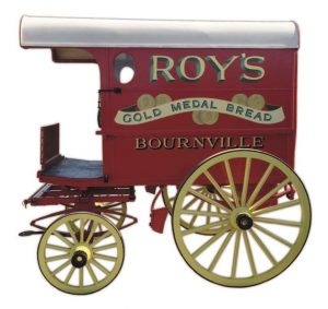Bread Van built in 1836 £2,500