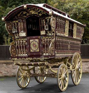 Dunton Reading Wagon