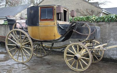 SALE REPORT – Dale-Leech Dispersal Sale of a Collection of Carriages & Accoutrements