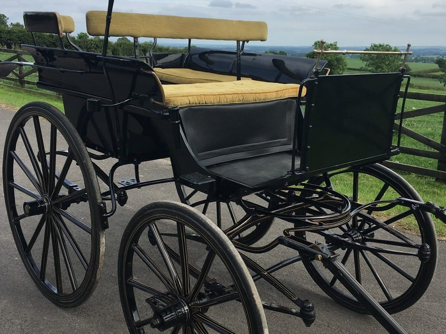 SALE REPORT – The 3rd North of England Carriage Sale