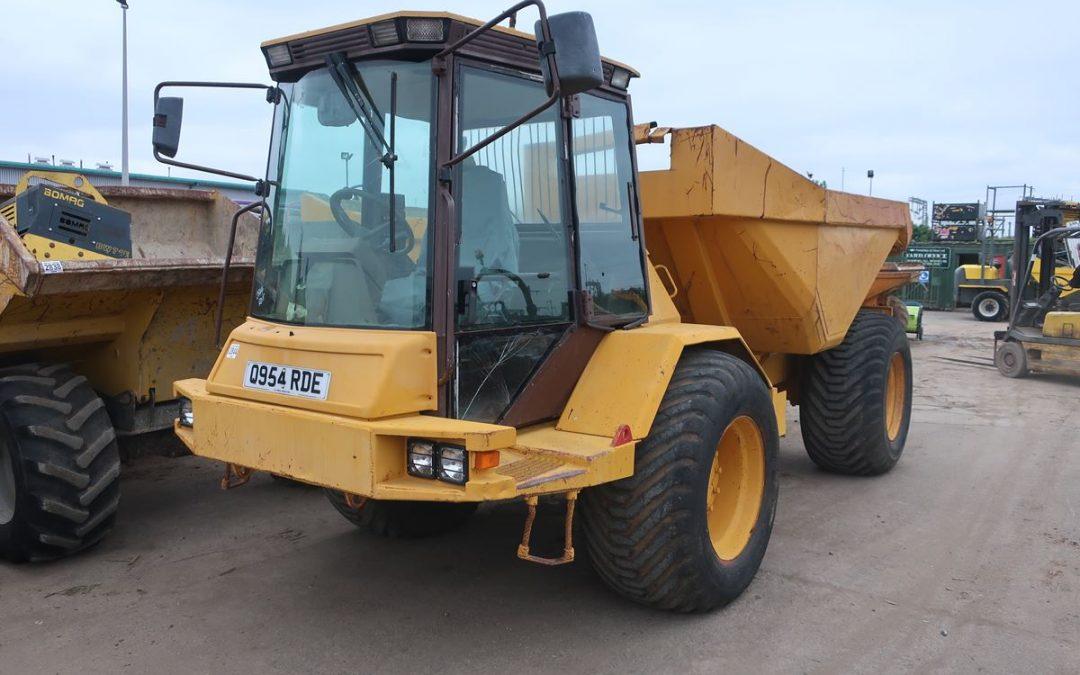 SALE REPORT – 2018-06-07 Contractors Plant & Equipment Auction