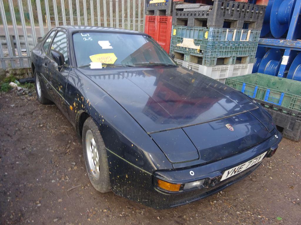 Online Seized Vehicle Auction   Thimbleby & Shorland