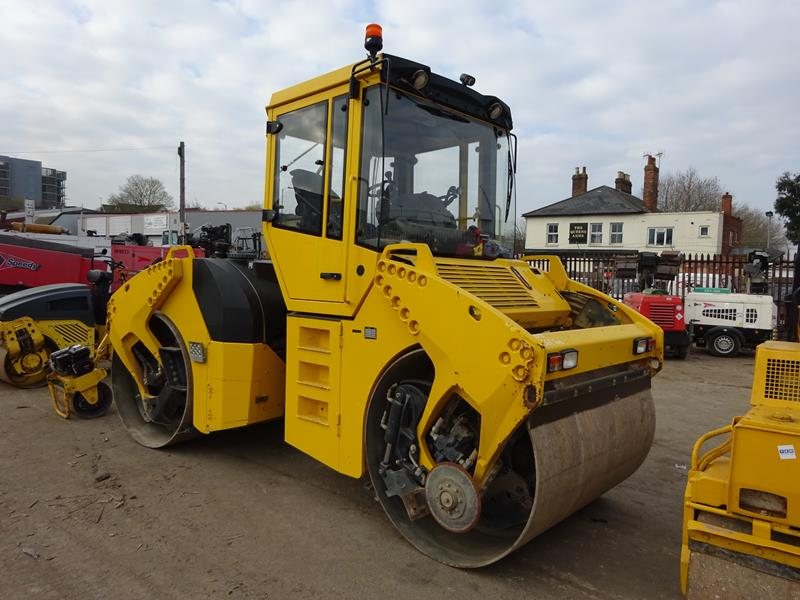 Bomag 161AD roller (2013)