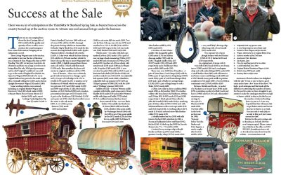 SALE REPORT – The Spring Reading Carriage Sale