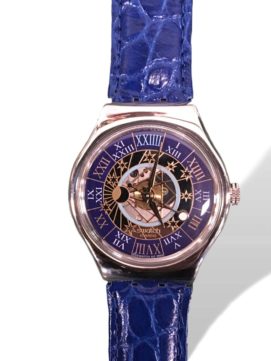 Lot 404 - Swatch Tresor Magique to be sold on Saturday 26th October