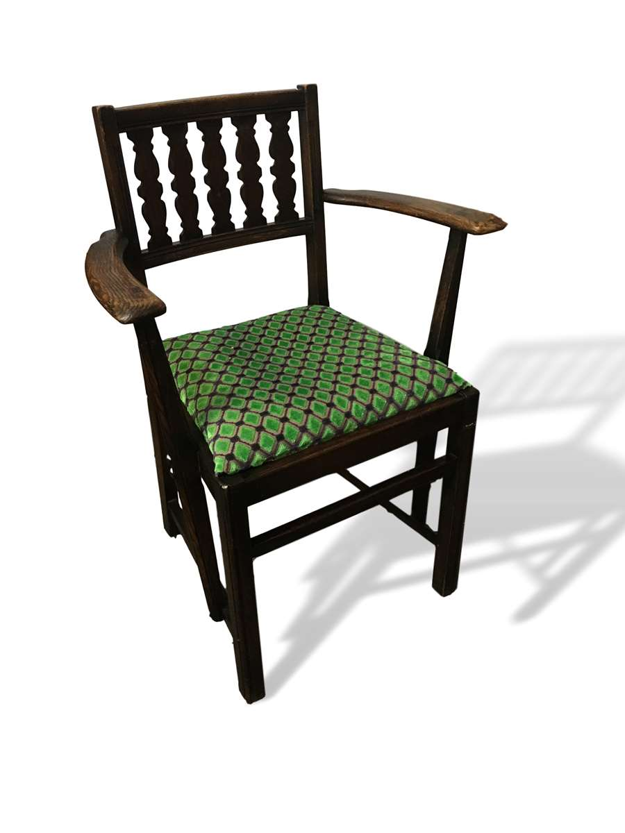 Lot 61 - Pair of Ercol Chairs to be sold on Saturday 26th October