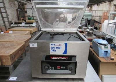 Lot 26 - Turbovac 440-ST (2013) vacuum packer
