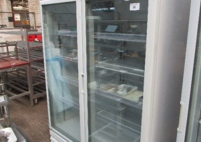 Lot 66 - Eco-Freeze Pegasus MKII double freezer unit